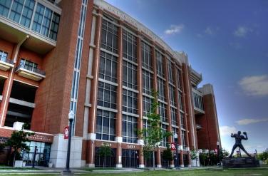 OU Memorial Stadium