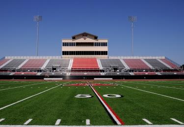 Yukon High School Stadium