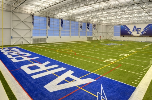 USAFA Indoor Training Facility