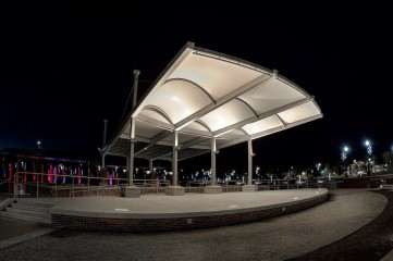 Legacy Park Band Shell